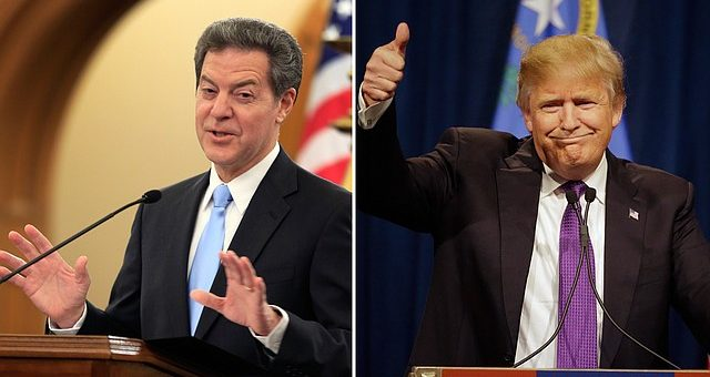 Why do some Brownback-Trump-Republicans get elected?